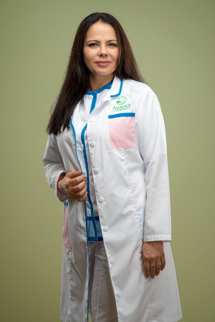 Head of the Neonatal Intensive Care Unit Oksana Nechekhova | Physicians | Main page