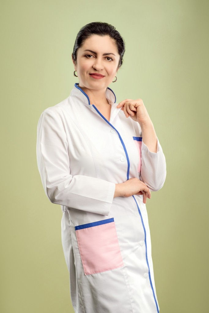 Head of the Department of Maternal and Fetal Medicine, OB/GYN Physician, Ultrasound Specialist Yana Goncharova | Physicians | Main page