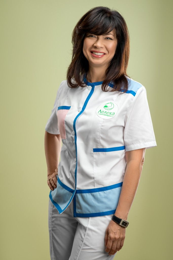 Head of the Department of Obstetrics Nataliia Shemiakina | Physicians | Main page